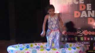 Radha | Student of the Year Dance Performance By Step2Step Dance Studio