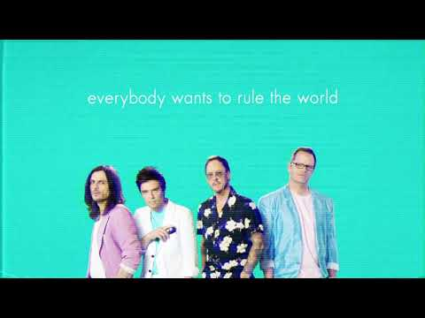 Weezer - Everybody Wants To Rule The World - Weezer