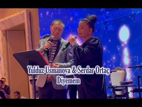 Yulduz Usmanova & Serdar Ortaç -Diyemem(2021)