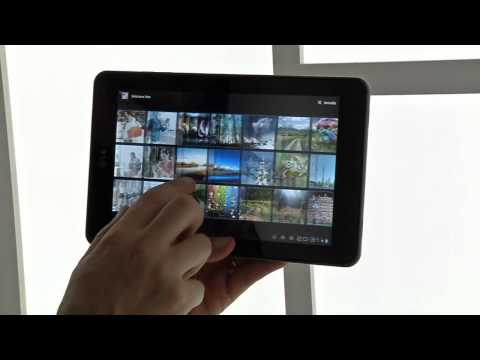 Video recensione Lg Optimus Pad