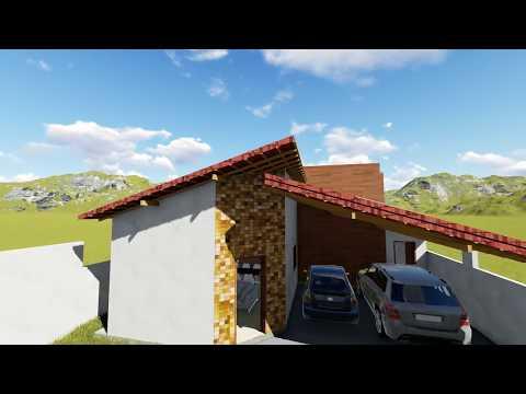 Casa 187m²   Alvorada de Minas