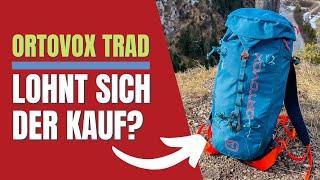 ORTOVOX TRAD Kletterrucksack - Als Wanderrucksack kaufen?