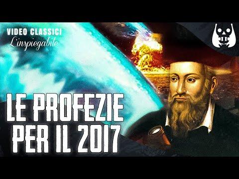 Sconcertanti Profezie di Nostradamus per il 2017