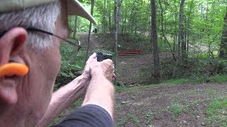 S&W Model 41  Small Game Hunt
