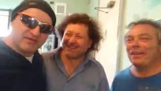 Saluti a Leonardo Pieraccioni da Massimo Amendola e Giuliano Grande 🎬
