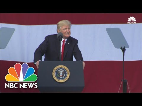 President Donald Trump's Entire Speech To The Boy Scouts Of America (Full) | NBC News
