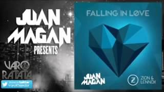 Juan Magan Feat  Zion & Lennox   Falling In Love Adelanto