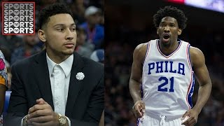 The 76ers Almost Have It Figured Out, Ben Simmons Back in February