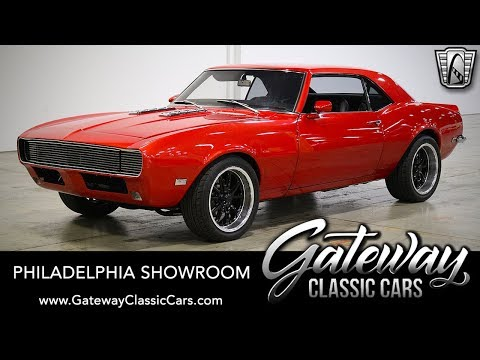 1968 Chevrolet Camaro (CC-1351727) for sale in O'Fallon, Illinois