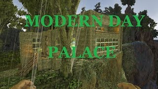 ARK MODERN DAY PALACE with THE WARRIOR