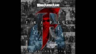 Waka Flocka Flame - Round of Applause Feat. Drake [HQ]