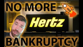 HTZGQ Stock, Hertz Global Out Of Bankruptcy!