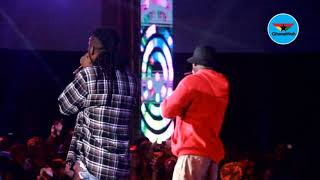 Joey B And Pappy Kojo Perform Special Throwback Songs At Maiden TINA Festival