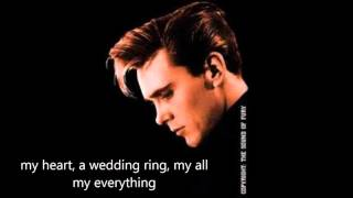 It's Only Make Believe  BILLY FURY (with Lyrics)