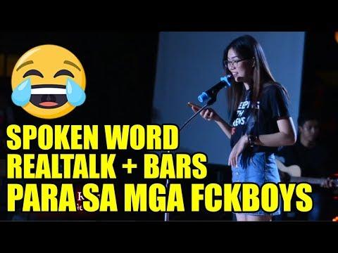 Spoken Words para sa mga FBoy, Hahaha!