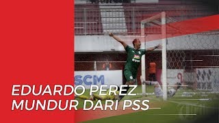 Jelang Bergulir Liga 1 2020, PSS Sleman Ditinggal Eduardo Perez