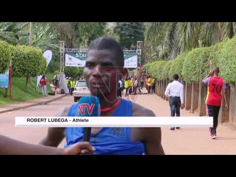 Hundreds turn up for Entebbe conservation run