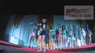 preview picture of video 'Carnaval 2015 elección Reina Infantil'