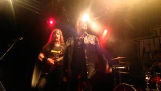 "Tim ""Ripper"" Owens - Cathedral Spire live a l'amperage 20/09/14 grenoble"