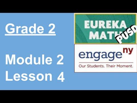 EngageNY Grade 2 Module 2 Lesson 4