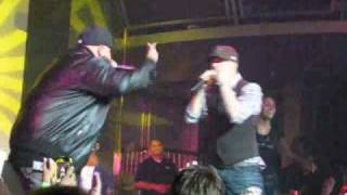 Donnie Wahlberg - Rise & Grind - Hush - Houston, TX 11-22-09