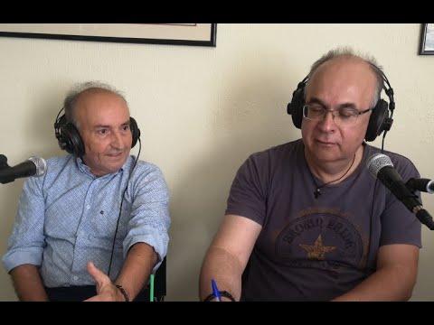 Ο Βασίλης Κωνσταντινόπουλος στις ραδιοφωνικές ΑΝΑ...κρίσεις της Πέμπτης 8 Ιουλίου 2021