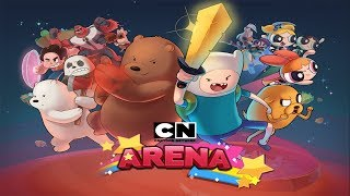 Cuộc Chiến Của Những Bộ Phim Hoạt Hình | Cartoon Network Arena | Top Game Mobile Hay Android, Ios