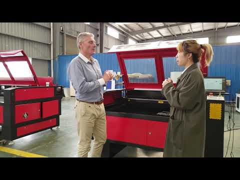 Transon CNC Factory Welcome Customers Woldwide Come to Visit Us