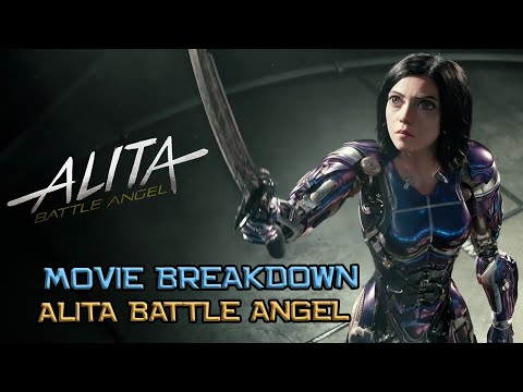 Movie Breakdown Alita Battle Angel | Alita Bakal Pergi Ke Zalem |