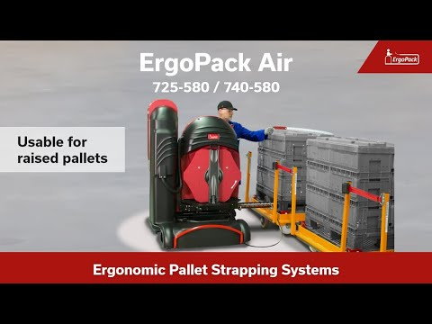 ErgoPack Air From Trio Packaging Systems