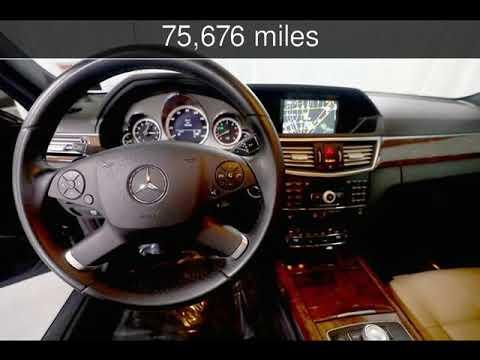 2010 Mercedes-Benz E 350 Sport Used Cars - Burbank,California - 2019-07-20