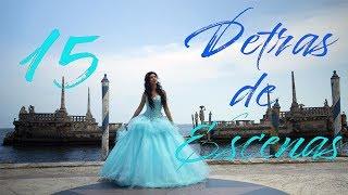 """Giselle - """"15"""" Detrás de Escenas / Behind the Scenes"""