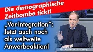 Bundestagsrede zum 12. Integrationsbericht