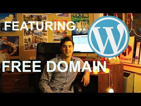 How To Make a WordPress Website with a Free Domain Name