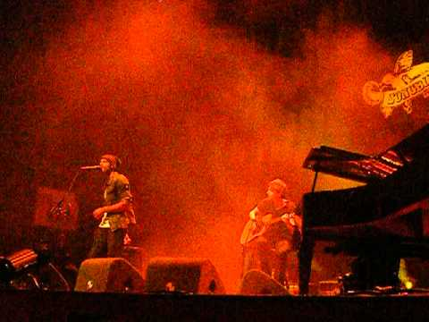 Alain Clark - Songbird Festival - My arms