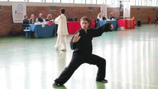 Bruno - Tai chi mains nues 56 mouvements style Chen