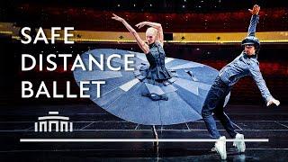 Social Distancing Denim Tutu  [Dutch National Ballet & G-Star]