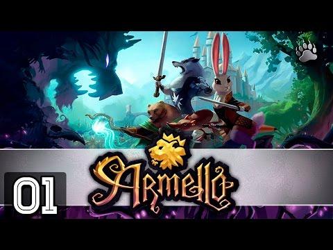 Armello #01 Gameplay Português Vamos Jogar PT-BR