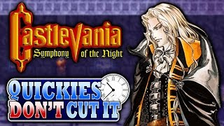Castlevania: Symphony of the Night Review - Quickies Don't Cut It