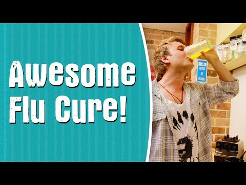 Video The World's Best Flu Cure? A Natural, Home Remedy for Cold & Flu