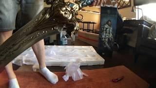 Warcraft Sword of King Llane Weta Unboxing
