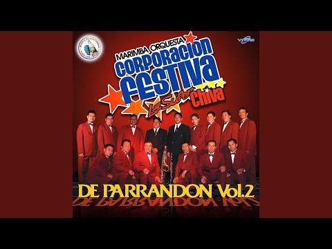 Mix de Cumbias # 2: Aguita de Coco / El Negro Jose / Se Me Perdio la Cadenita / La Piragua / La...