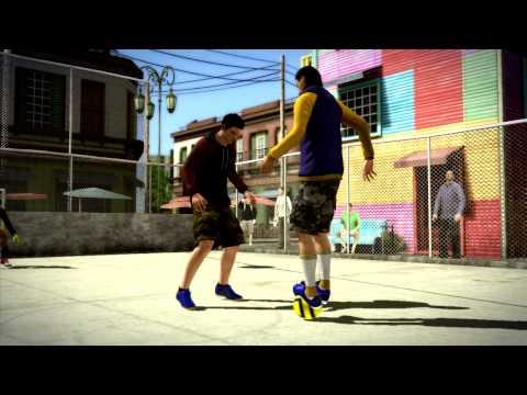 Видео № 1 из игры FIFA Street (Б/У) [X360]