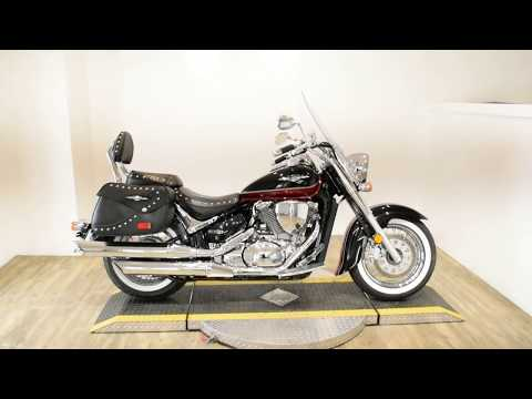 2013 Suzuki C50T BOULEVARD in Wauconda, Illinois - Video 1
