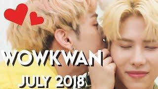 Wowkwan Cute Moments - July 2018 (A.C.E Wow/Byeongkwan)