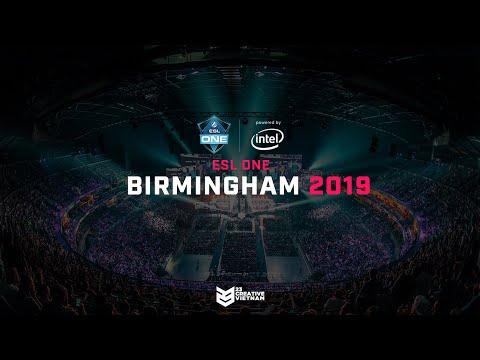og vs secret - bo 3 - Caster: hngo   ESL Birmingham 2019