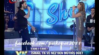 İsmail YK & Nez   Fesupanallah (07.09.11  YK Show)