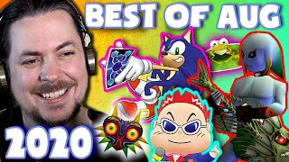 Best of August 2020 - Game Grumps Compilations