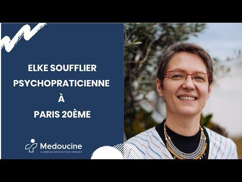 Elke SOUFFLIER - Psychopraticienne à Paris 20ème