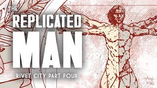 Rivet City Part 4: The Replicated Man - Institute Synths in The Capital Wasteland - Fallout 3 Lore